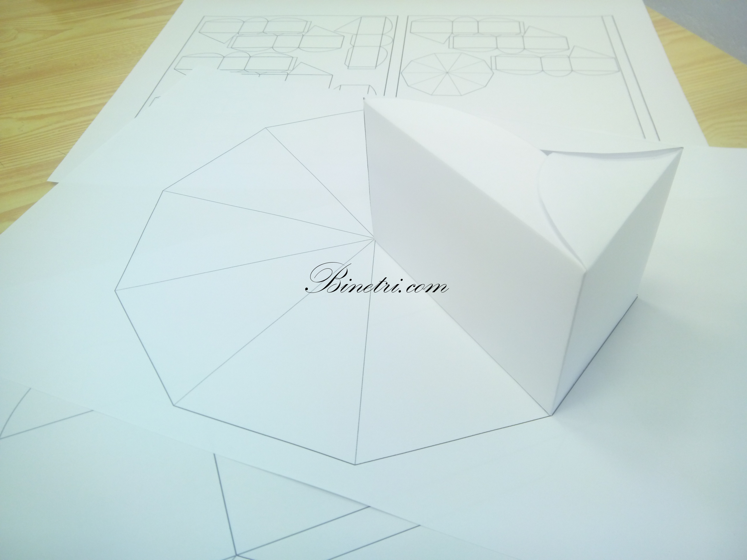 Как сделать кусочки из бумаги